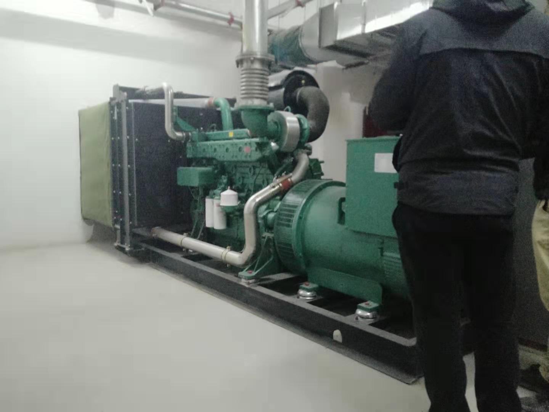 蘭州柴油發電機