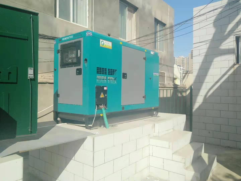 甘肅發電機廠家