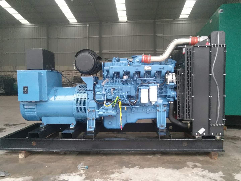 甘肅300kw發電機組