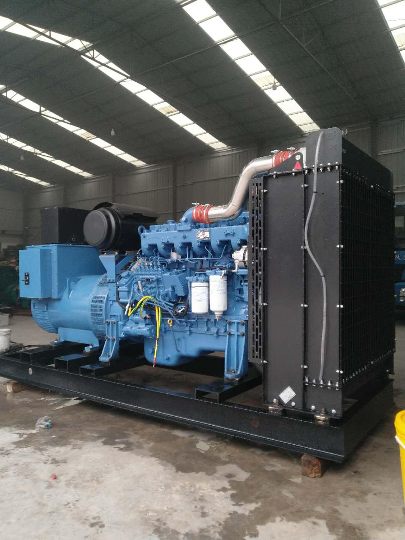 蘭州300kw柴油發電機組