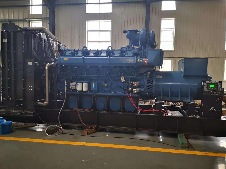 甘肃500kw柴油发电机组