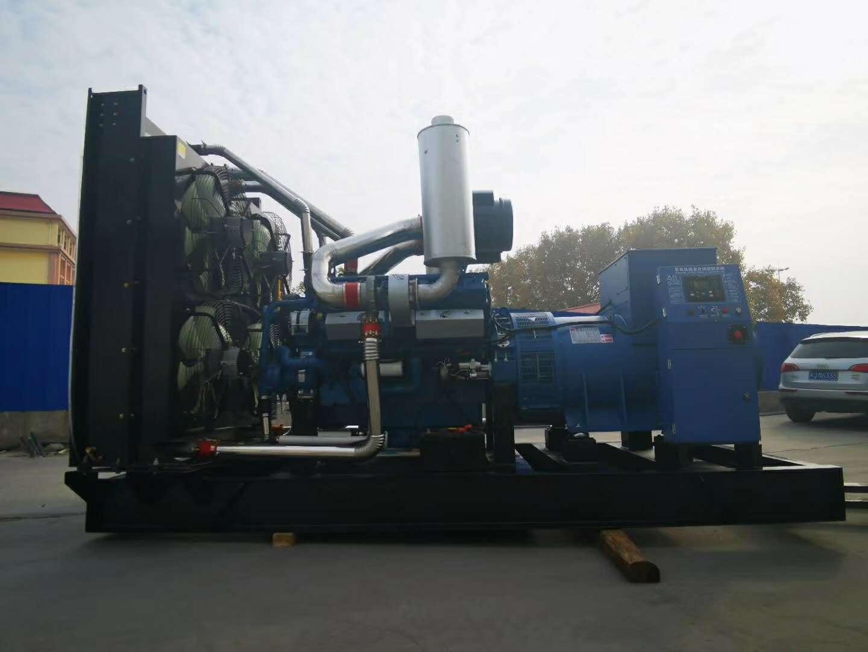 甘肃400kw柴油发电机组