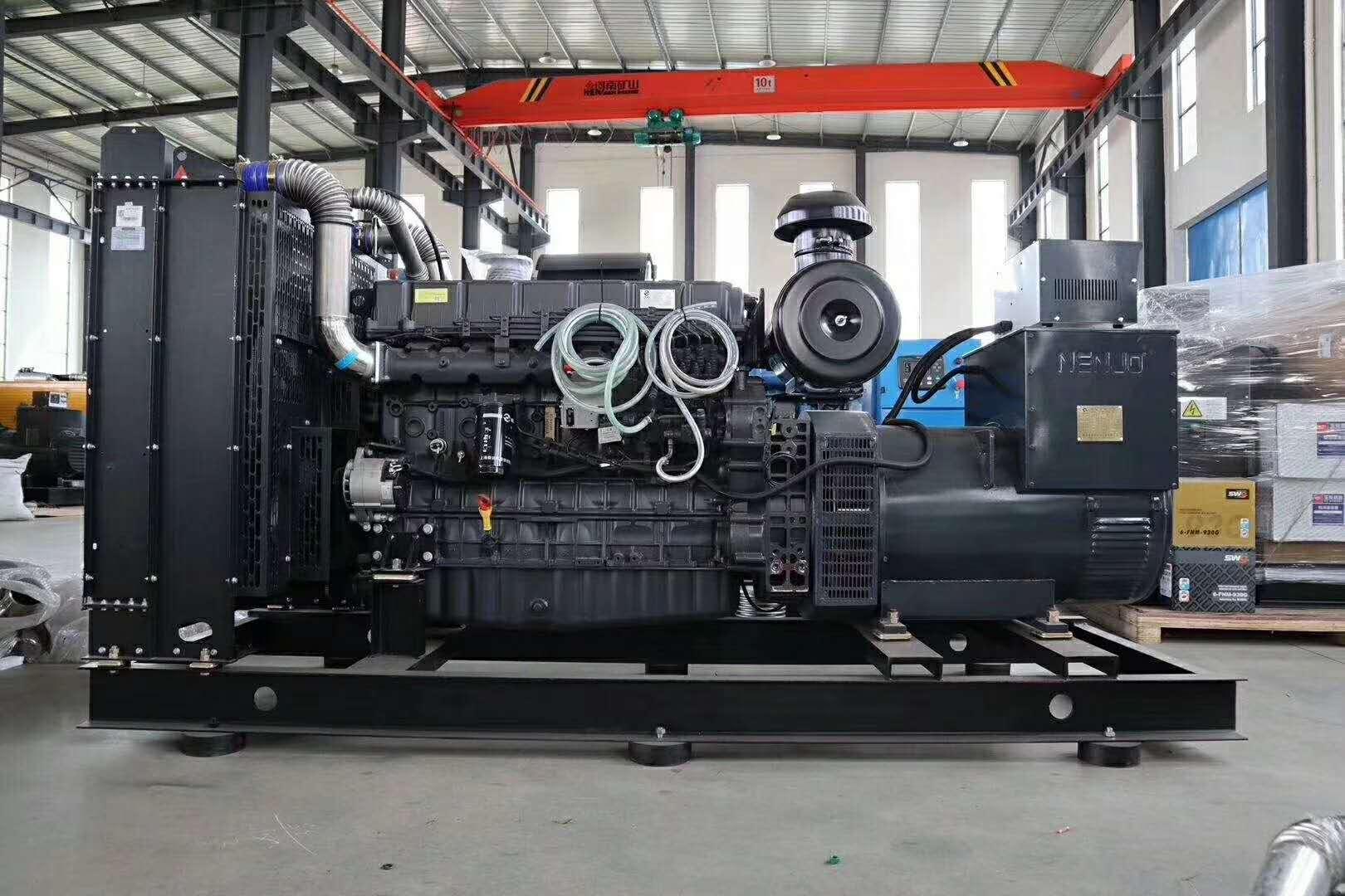 兰州发电机使用方法