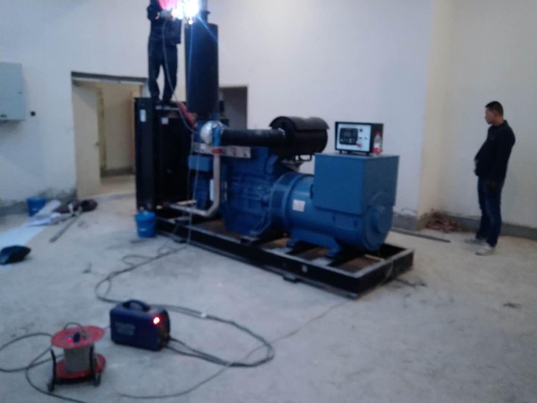 兰州400kw玉柴发电机组