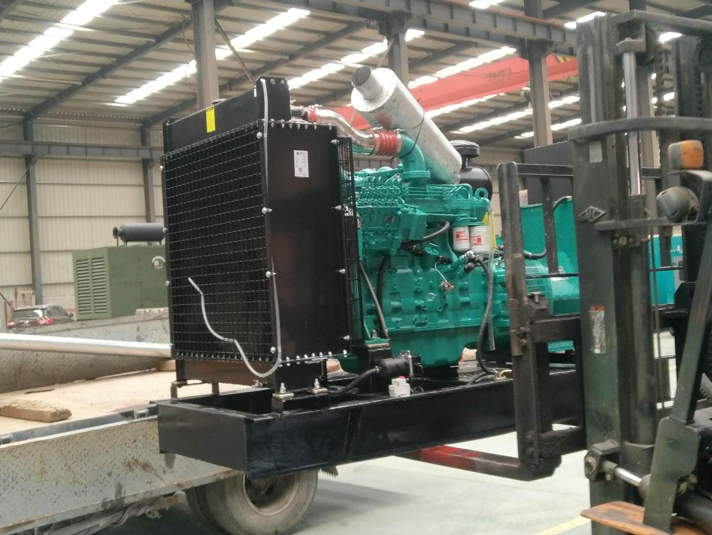 自动化柴油发电机组的配置和使用要求