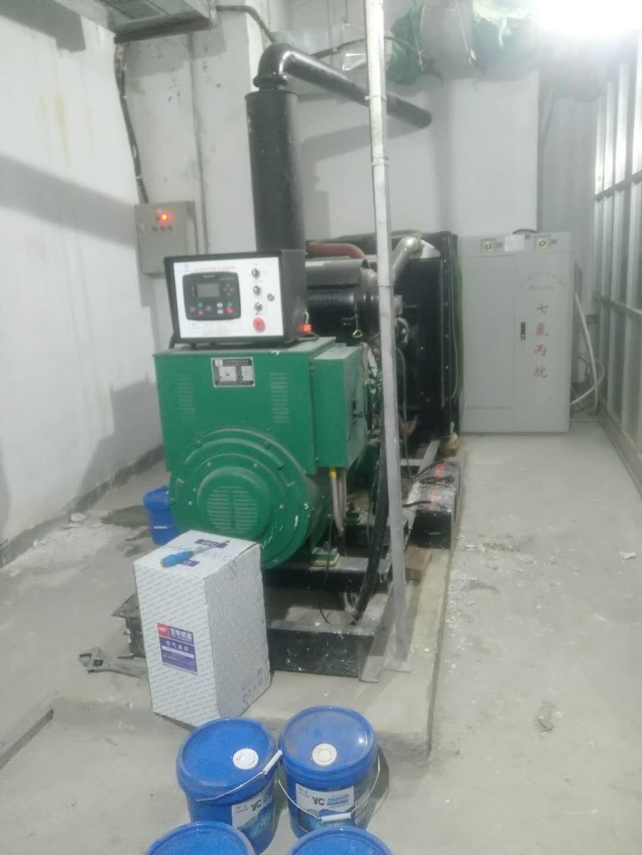柴油发电机的操作