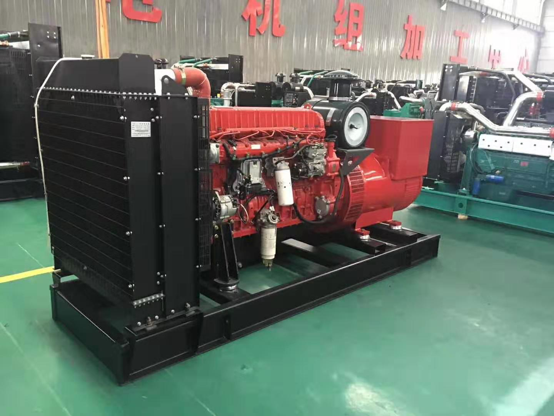 兰州柴油发电机