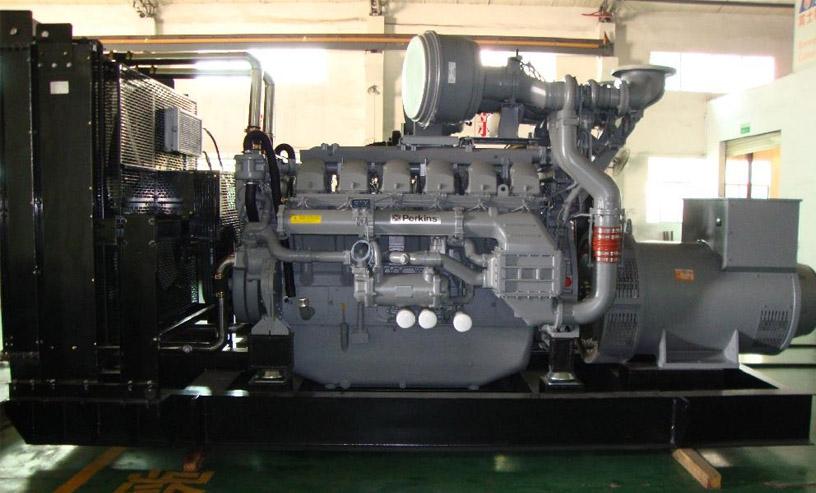 帕金斯柴油發電機