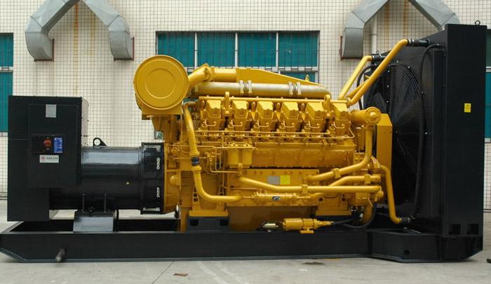濟柴系列發電機組