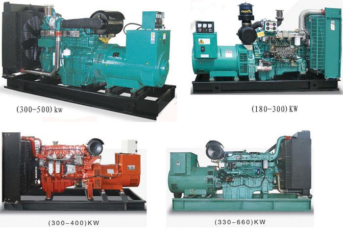 玉柴發電機