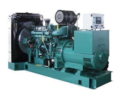 中國銀行蘭州市支行在甘肅凱瑞機電購買甘肅發電機組