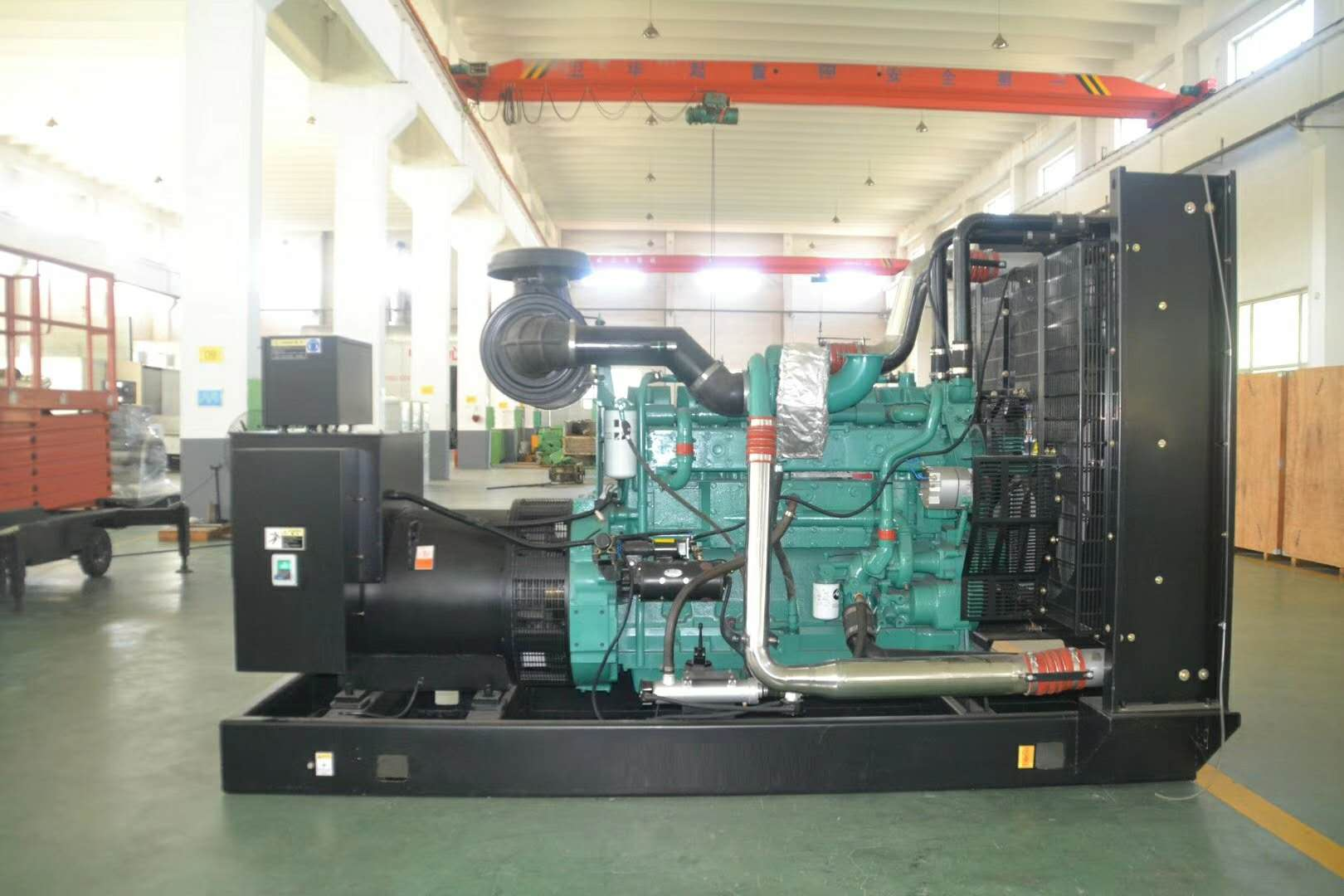 甘肃柴油发电机