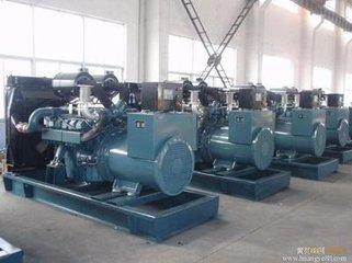 甘肅柴油發電機組制造