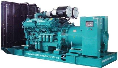 甘肅柴油發電機組品牌