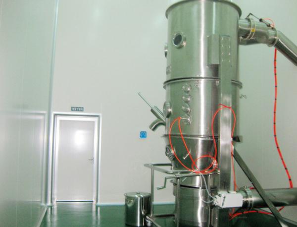 qs无菌食品净化工程