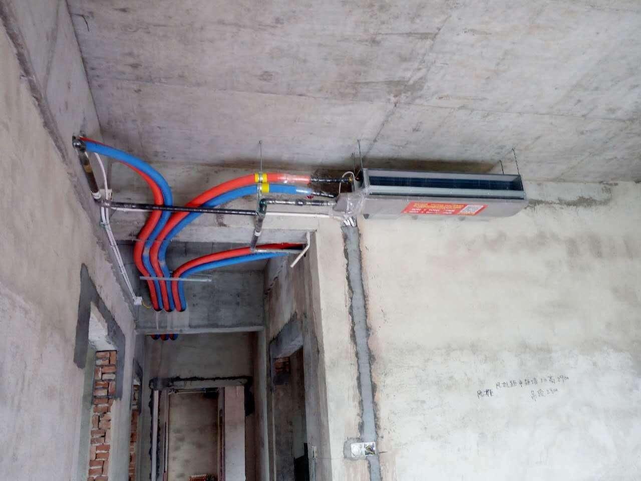 风机盘管工程案例