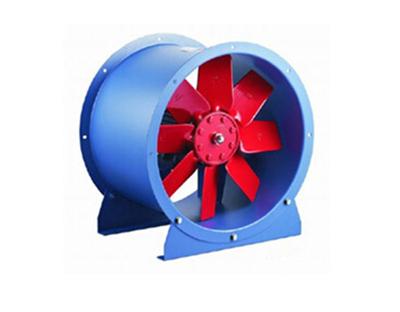 DZ-B防爆轴流通风机