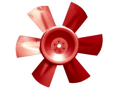高温消防排烟风机专用叶轮