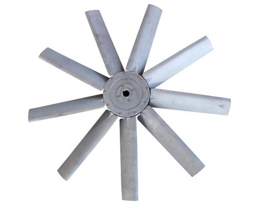 铝制风机叶轮