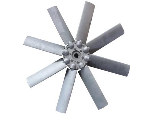 山东耐磨风机叶轮