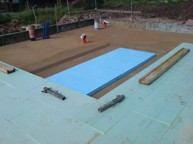 甘肃挤塑板工程案例