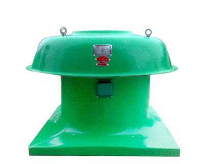 玻璃钢屋顶风机的挑选原则就是先检查试机