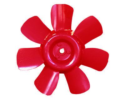 高温消防排烟风机叶轮