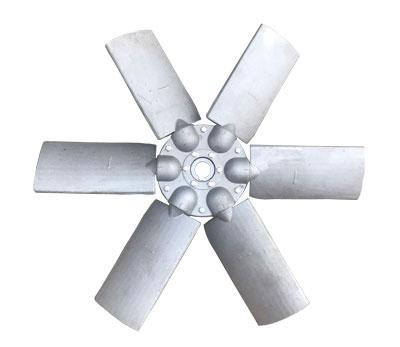 铝合金风机叶轮