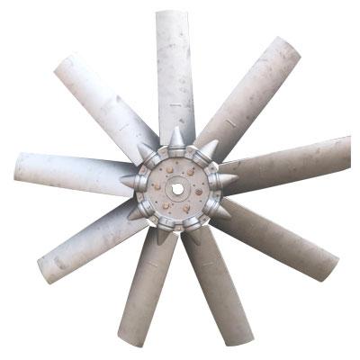 风机专用铝合金叶轮