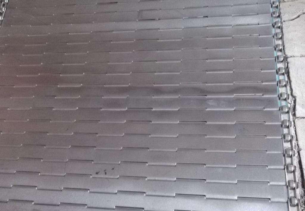 应该如何鉴别不锈钢链板的材质