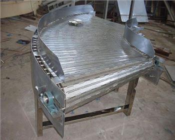 不锈钢链板输送机有哪些优势及优点介绍