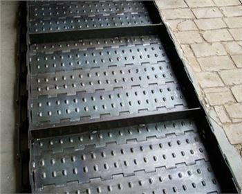 不锈钢链板接头是如何实现的?
