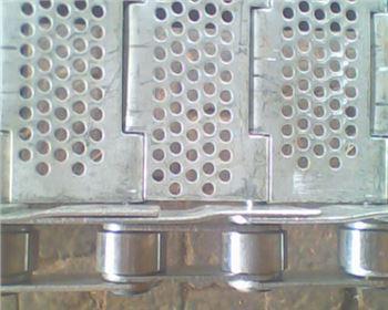不锈钢输送链板腐蚀生锈的原因是什么?