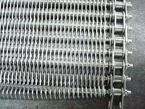 短节距螺旋网带