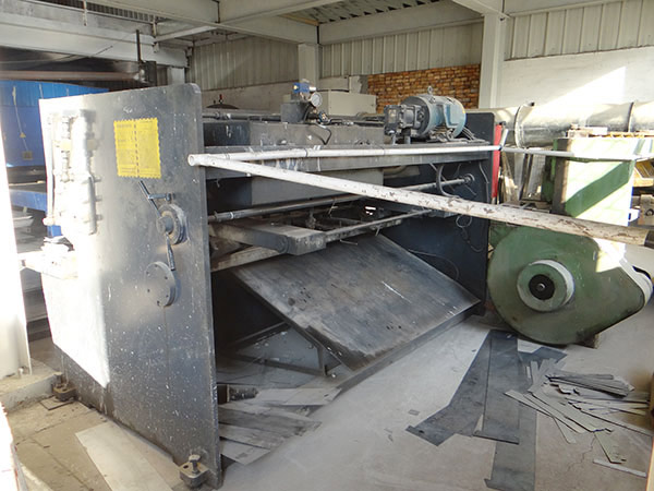 不锈钢网带生产设备