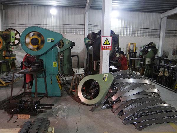 链板生产设备