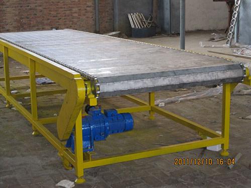 不锈钢链板输送机
