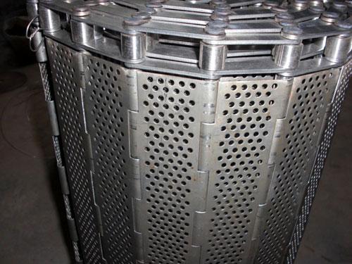 304不锈钢链板