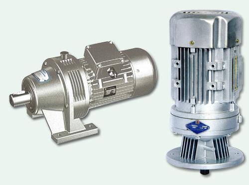 WB微型摆线针轮减速机
