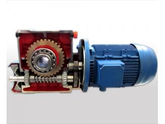 S系列斜齿轮蜗杆减速机