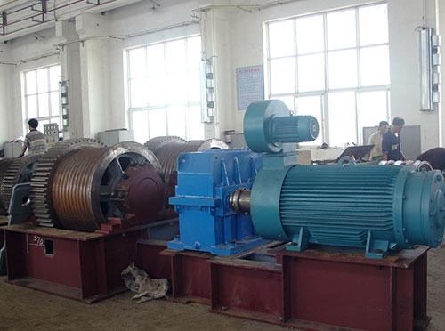 50吨起锚机(ZSY400)
