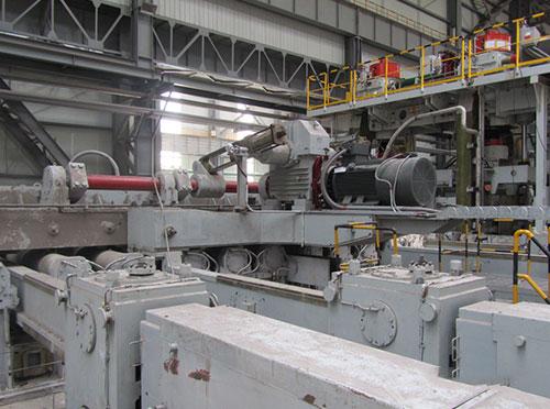 二次包络600用于唐钢H型钢