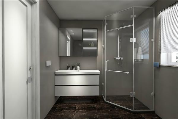 全铝家居-浴室柜