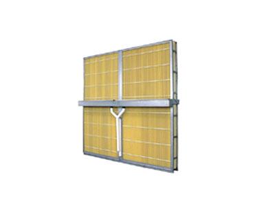 纺织空调设备安装的类型分析