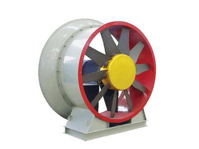 桨翼型纺织轴流风机是如何操作的?