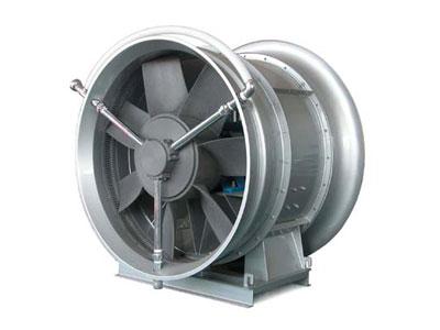 PWF40(45)-12型喷雾轴流通风机