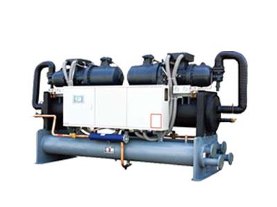 封团环路式地源热泵机组