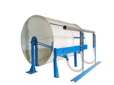 圆笼式滤尘器