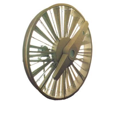 圆盘式滤尘器