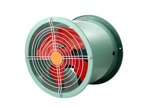 T35轴流风机出现噪声原因分析